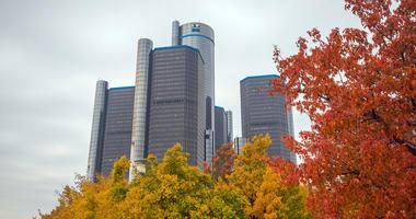 General Motors headquarters, Renaissance Center in Detroit