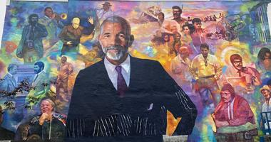 Mural Arts Philadelphia  is featuring a Black History Month-themed mural tour of the city.