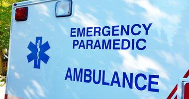Paramedic vehicle