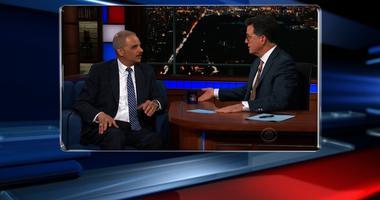 Attorney General Eric Holder 2020 run