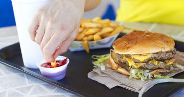 Fast food consumption