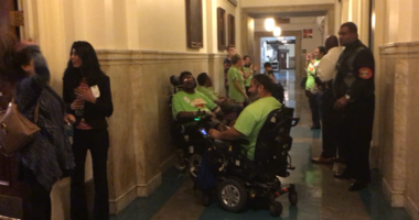 City Council gave final approval to a package of bills creating funds for affordable housing — but not without a protest.