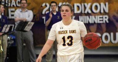 WCU junior point guard Gabrielle Troisi