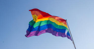 Gay rights flag