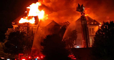 Fire at the ReNew Glenmoore apartments in Chester County sends 75 people out of their homes in the middle of the night.