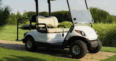 Freak golf cart accident kills two tourists in Thailand