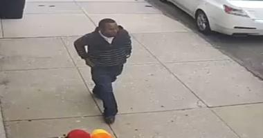Philadelphia police are searching for a man who has been seen on video grabbing and attempting to abduct three women in North Philadelphia this past Sunday.