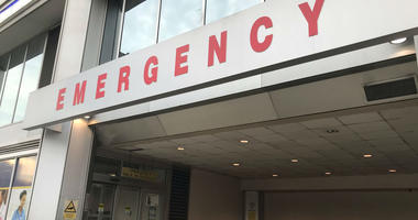 Hahnemann University Hospital emergency entrance
