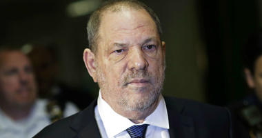 In this Oct. 11, 2018 file photo, Harvey Weinstein enters State Supreme Court in New York.