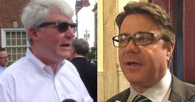 John Dougherty and Bobby Henon