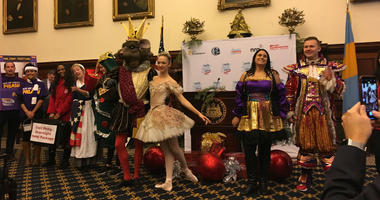 Philly is unveiling Holiday Festival details.