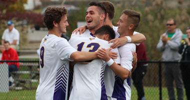 The West Chester University men's soccer team is 15-2-5 heading into the final four.