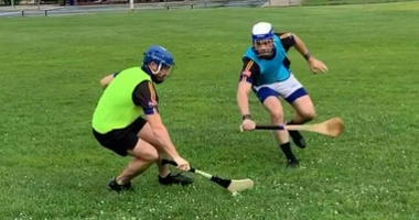 Hurling is the national sport of Ireland, but it has an international following, including a team in Philadelphia.