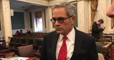 Philadelphia District Attorney Larry Krasner