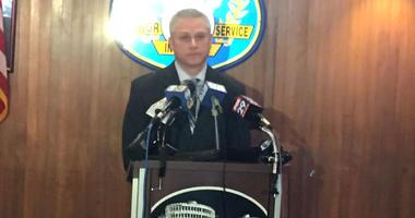 Philadelphia Police Homicide Unit Captain Jason Smith