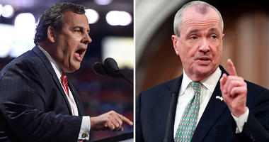 Chris Christie and Phil Murphy