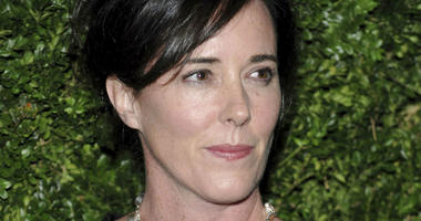 In this Nov. 17, 2008, file photo, designer Kate Spade attends the CFDA/Vogue Fashion Fund finalists event in New York.