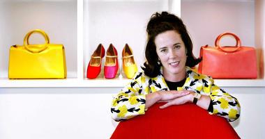 designer Kate Spade