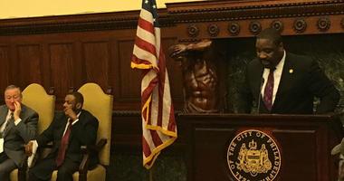 Kenyatta Johnson led the effort to stop keeping 30 percent of the bail that defendants post.