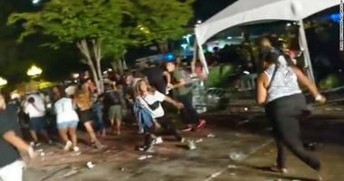 Crowd erupts into chaos at Lil Wayne concert