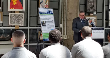 Mayor Jim Kenney is a full supporter of the School District of Philadelphia maintenance apprenticeship program.