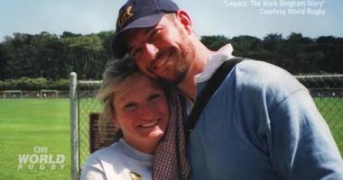 Mark Bingham and Alice Hoagland
