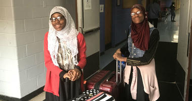 Students from Mastery High School of Camden will explore the West African country of Ghana.