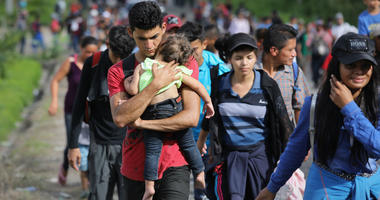 Another migrant caravan is heading to the US.