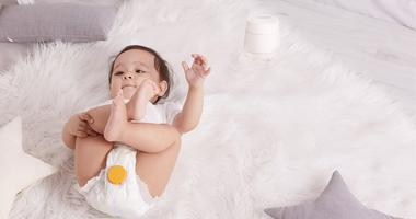 A diaper sensor made by Samsung spinoff Monit will alert parents' or caregivers' phones when it's time for a change — no more smell test.
