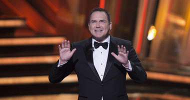 In this March 13, 2016, file photo, Norm Macdonald begins as host of the Canadian Screen Awards in Toronto.