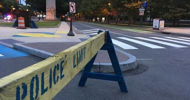 The Benjamin Franklin Parkway will soon be closed during the Made in America Festival.