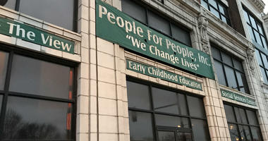 People For People Charter School at 800 N. Broad St. in Philadelphia