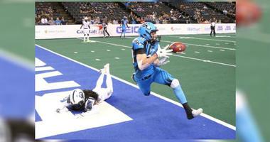 Philadelphia Soul wide receiver Aaron Wascha caught three touchdowns in last week's win in Baltimore.
