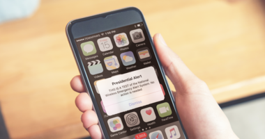 At 2:18 p.m. Wednesday, your phone will buzz with a Presidential Alert test.