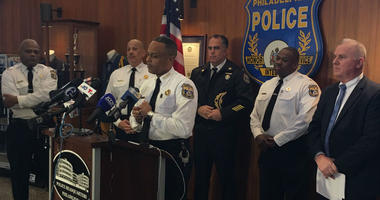 Philadelphia Police Commissioner Richard Ross speaks about the arrest of an alleged serial rapist in South Philadelphia.