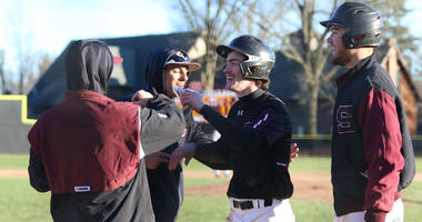 There's been lots to celebrate at Swarthmore this season as the Garnet are 19-6 this season.