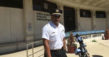 Philadelphia Police Captain Sekou Kinebrew