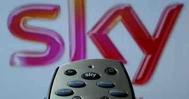 Sky HD TV remote