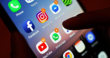 social media app icons