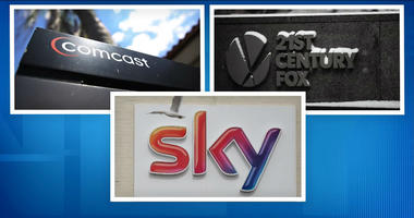 Comcast Buys Sky