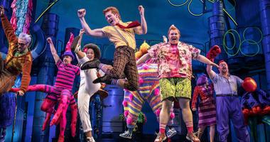 SpongeBob SquarePants on Broadway