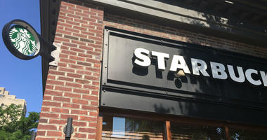 Starbucks at 18th and Spruce streets in Philadelphia