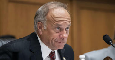 In this June 8, 2018, file photo, Rep. Steve King, R-Iowa, at a hearing on Capitol Hill in Washington.