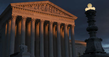 In this Jan. 24, 2019, file photo, the Supreme Court is seen at sunset in Washington. Vast changes in America and technology have dramatically altered how the census is conducted.