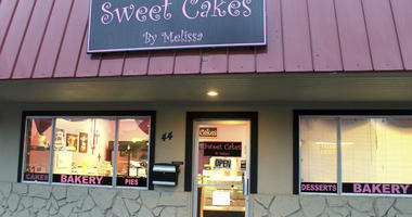 This Feb. 5, 2013, file photo, shows exterior of the now closed Sweet Cakes by Melissa in Gresham, Ore.