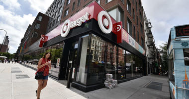 Target opens a retail store in New York's East Village, New York, NY, July 24, 2018.