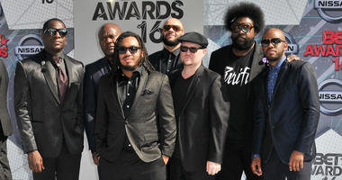 The Roots arrives at the 2016 BET Awards held at the Microsoft Theater in Los Angeles, CA on Sunday, June 26, 2016.