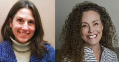 An undated photo of Deborah Ramirez, left, provided by Safehouse Progressive Alliance for Nonviolence; and an undated photo of Julie Swetnick, right by released by her attorney Michael Avenatti via Twitter.