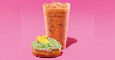 Dunkin' Peeps menu items
