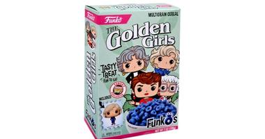 """""""The Golden Girls""""-themed """"FunkO's"""" cereal"""